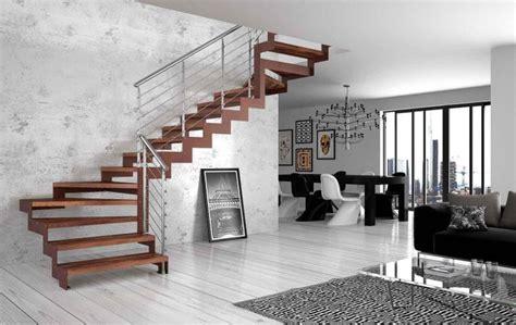 Escalier Dans Sejour by Escalier Int 233 Rieur Quelques Id 233 Es D 233 Clairage Moderne