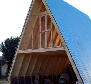 A Frame House Pictures Como Construir Una Casa Alpina Paso A Paso