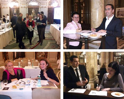 Mba Sheffield Bucharest by Executive Mba Induction 2013 In Bucharest