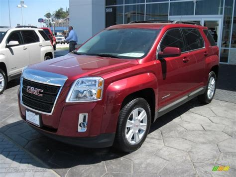 2010 merlot metallic gmc terrain sle 28753386 gtcarlot car color galleries