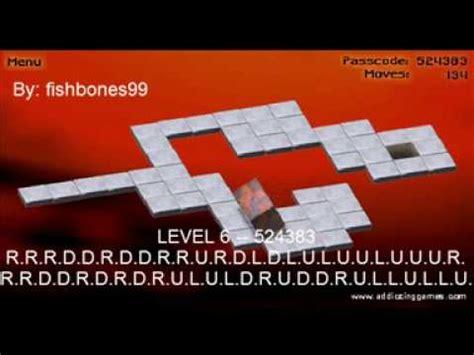 bloxorz level 33 bloxorz guide levels 1 11