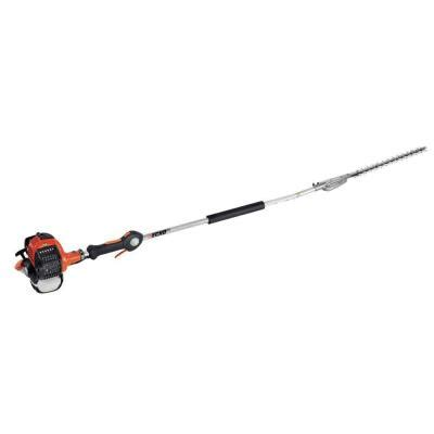echo hedge trimmer home depot echo 20 in 25 4 cc reciprocating sided gas hedge