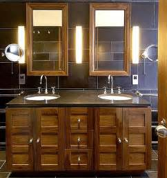 Bathroom Vanity Lighting Design by Bathroom Bliss By Rotator Rod Small Bathroom Chic