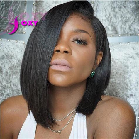 bob hairstyles with virgin hair virgin brazilian full lace wig glueless human hair lace