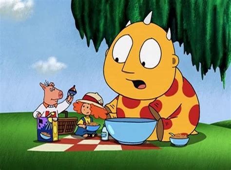 Kids Movie About A Toaster Maggie And The Ferocious Beast 90 S Tv Shows Pinterest
