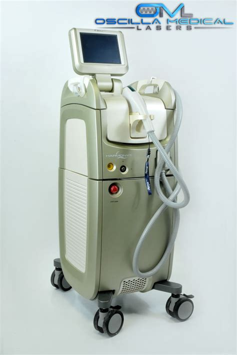harmony xl laser removal used alma harmony xl laser ipl for sale dotmed listing