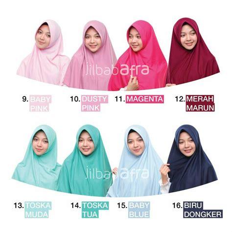 jual jilbab afra bergo antem afra amira ukuran jumbo saani boutique