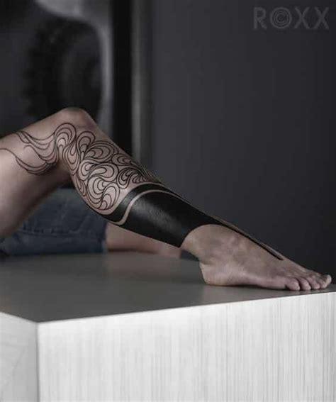 80 tatuajes en las piernas para hombres y