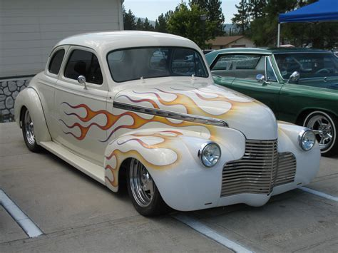 ghost flames on Pinterest   Ghosts, Ford and Hot Rods