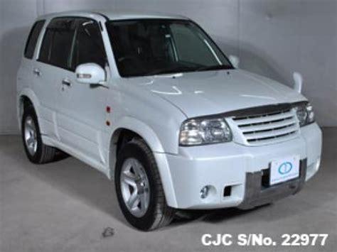 Suzuki Escudo 2003 2003 Suzuki Escudo Grand Vitara Pearl For Sale Stock No