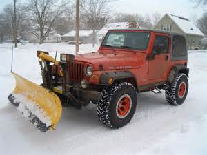 Snow Plow For A Jeep Wrangler Wp Images Jeep Post 11