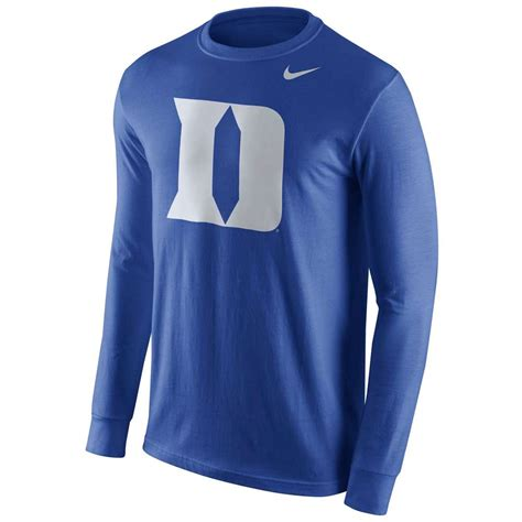 Tshirt Nike Duke nike duke blue devils cotton sleeve logo t shirt