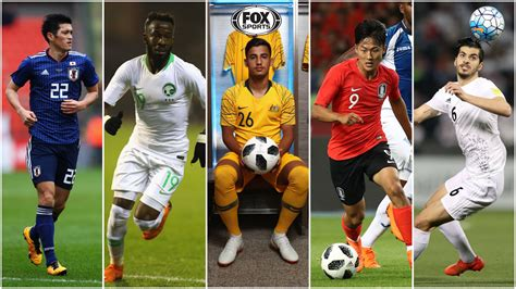 heaviest player in world cup 2018 asian youngsters the world will get to this coming
