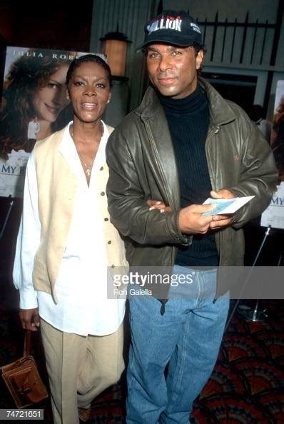 Dionne Warwick and Phillip Michael Thomas at the Plaza