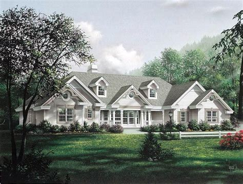 traditional ranch house plans country ranch southern traditional victorian house plan 87871