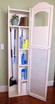 Cleaning Closet Ideas by Becoming The Ultimate Housewife Broom Closet Idea S