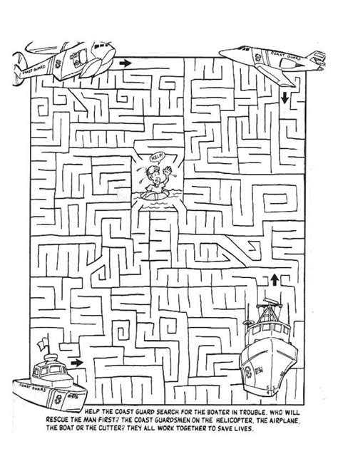 free coloring pages of complicated maze free difficult mazes coloring pages