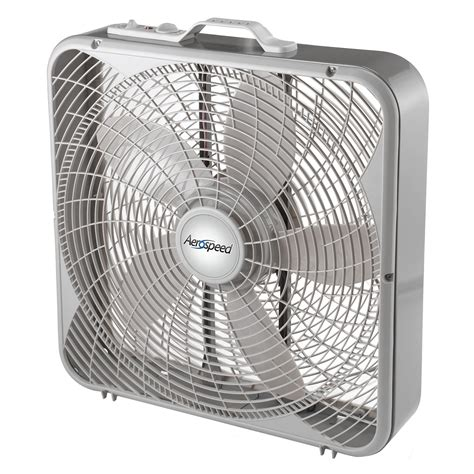 kmart fans on sale aerospeed box fan 20 in bx400 sears