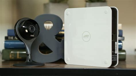 all on security cameras in the cnet smart home