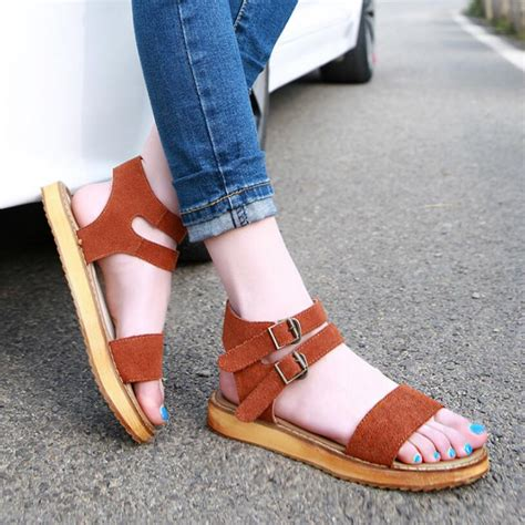 comfortable walking shoes for wide feet sandals for flat feet women reviews online shopping