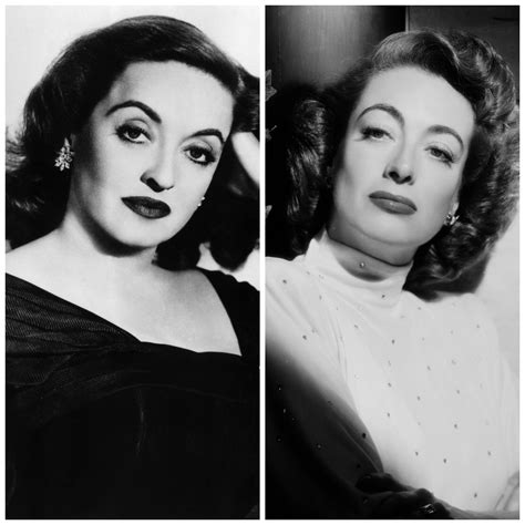 bette davis joan crawford bette davis and joan crawford inside hollywood s