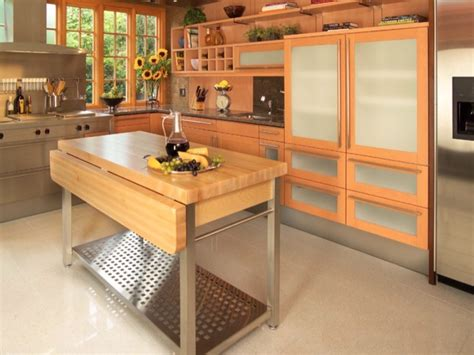 space for kitchen island small kitchen island ideas for every space and budget