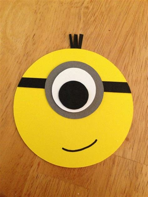 Handmade Minion Invitations - minion despicable me birthday ideas pink lover