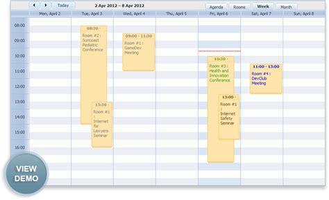 design calendar asp net dhtmlx scheduler net online booking calendar for asp