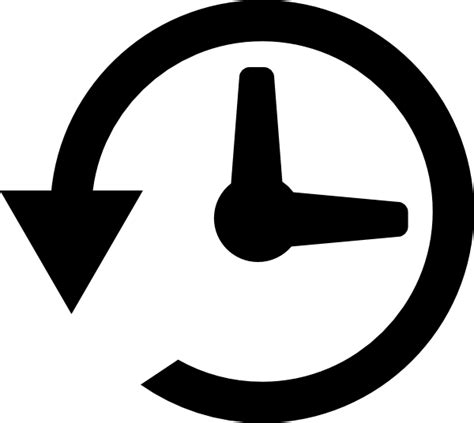 time clipart time machine icon clip at clker vector clip