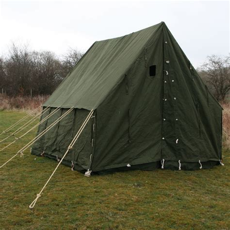 wall tent us army ww2 small wall tent with pegs and poles