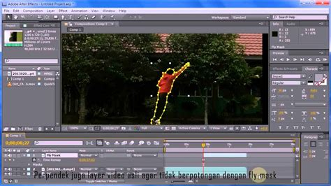 tutorial after effect bahasa indonesia tutorial terbang after effect bahasa indonesia youtube