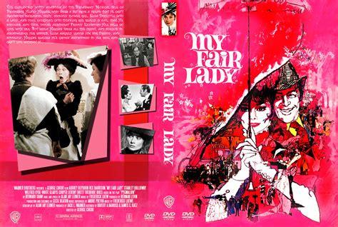 covers box sk my fair 1964 high quality dvd blueray