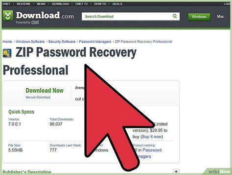 download the pattern password disable zip come rimuovere la password da un file zip senza conoscerla