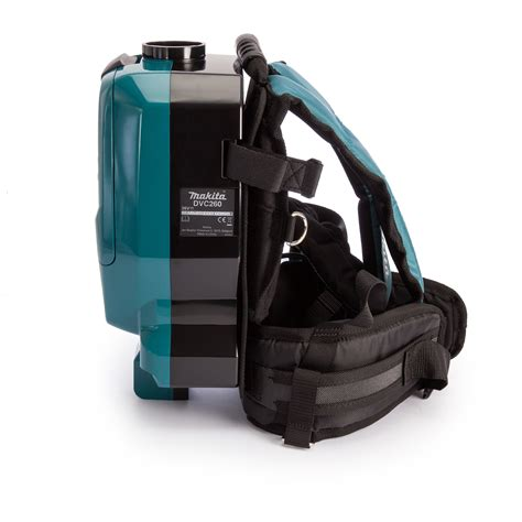 Vacuum Cleaner Backpack makita dvc260z cordless backpack vacuum cleaner 2 x 18v