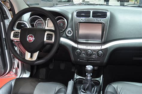 fiat freemont interior fiat freemont interior flickr photo sharing