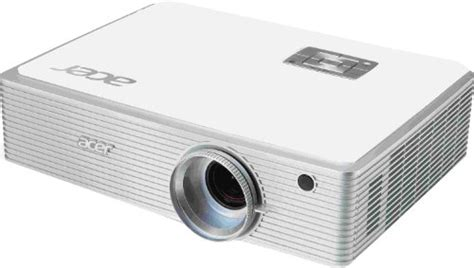 Proyektor Acer K520 acer k520 xga resolution dlp hybrid led laser projector hdmi x 2 carry included review