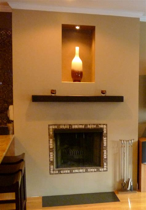 installing fireplace tile surround can be do it