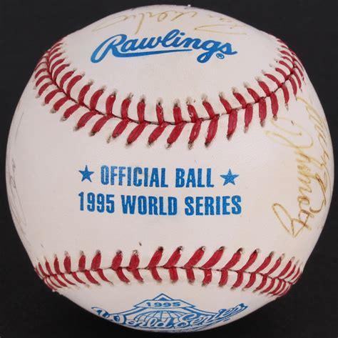 Rogue 1995 1st Series Autographed sports memorabilia auction pristine auction