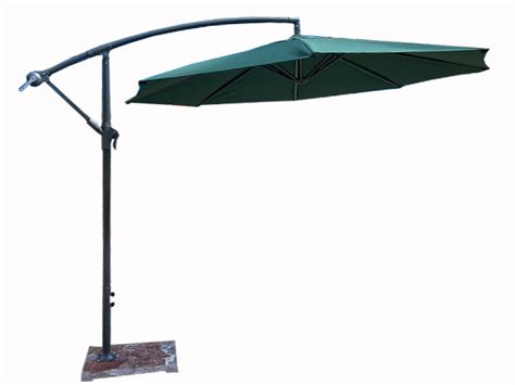 Large Cantilever Patio Umbrellas Large Hanging Patio Umbrella 3 5m Large Cantilever