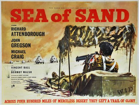 fiskens sea of sand poster 1958