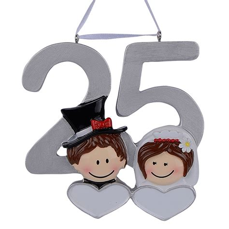 Beautiful Memorial Christmas Ornaments Personalized #2: Personalized-Resin-Diy-Memorial-Christmas-Ornaments-25th-Silver-Wedding-Anniversary-Gifts-For-Wedding-Decor-Valentine-Day.jpg