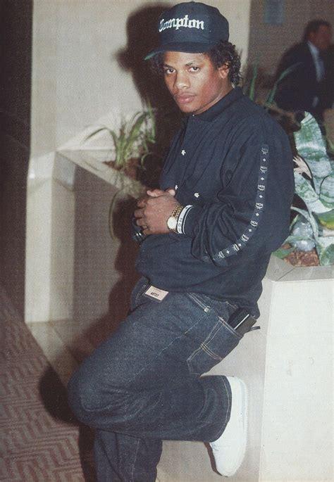 Mc 9 Kode B Big eazy e with a gangsta lean eazy hip hop