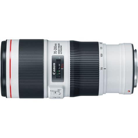 Lens Ef 70 200mm F 2 8l Is Ii Usm canon ef 70 200mm f 2 8l is iii usm ef 70 200mm f 4l is