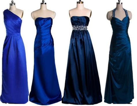 cobalt blue long formal dresses   Beautiful Dresses and