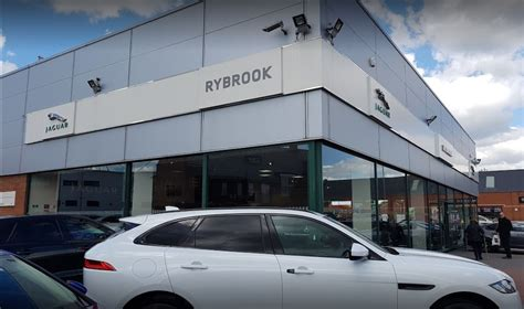 rybrook jaguar warrington car dealers new used in