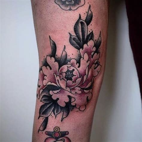above knee tattoo above knee best ideas gallery