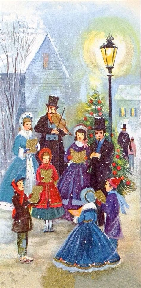 images of christmas carolers 17 best images about holiday carolers on pinterest