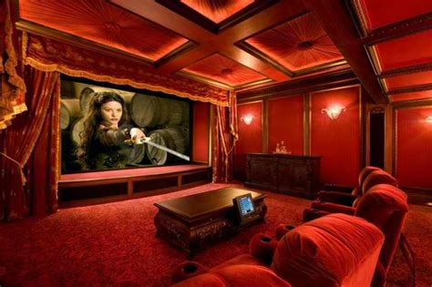 Home Theater Room Design Photo 20 Stunning Home Theater Rooms That Inspire You Decoholic