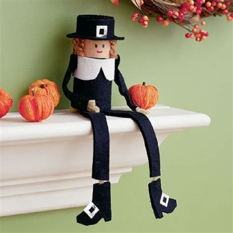 pilgrim craft for top 10 diy thanksgiving crafts for top inspired