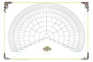 family tree fan template 8 best images of printable lds family tree chart blank